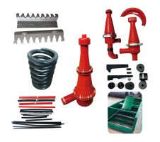 Solids Control equipment and spare parts for petroleum drilling